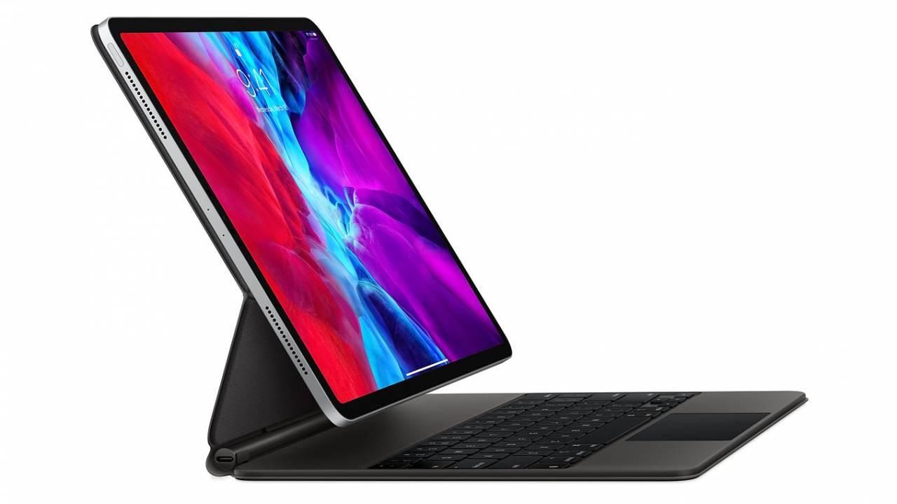 Magic Keyboard till iPad Pro går nu att beställa