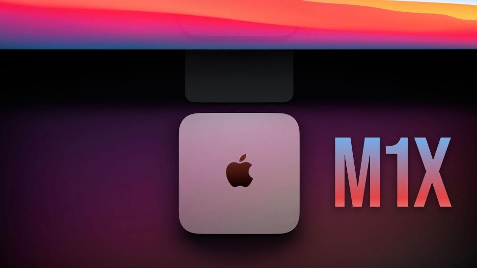 Gurman: Mac mini med M1X lanseras samtidigt som MacBook Pro