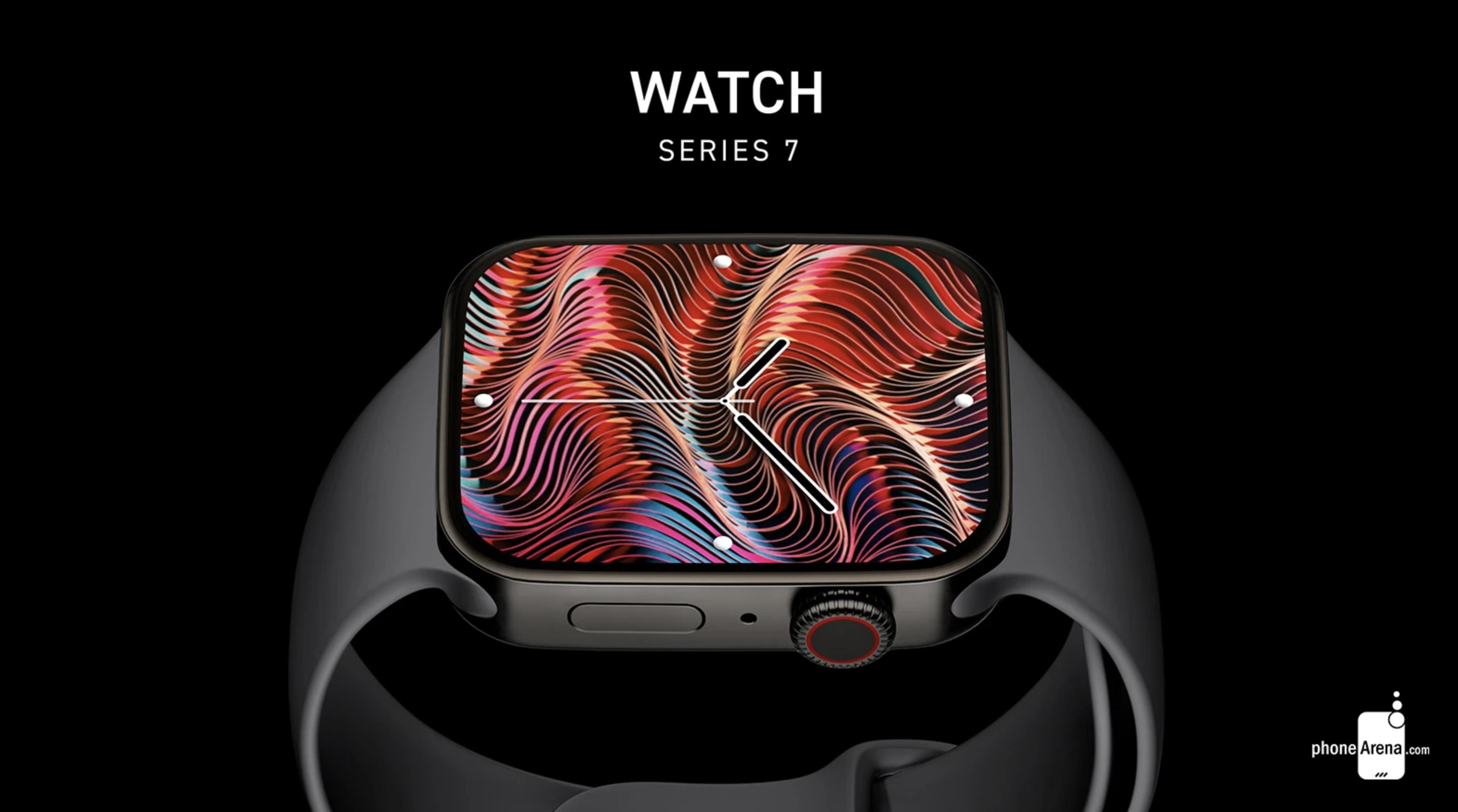 Njut av nya renderingar av Apple Watch Series 7